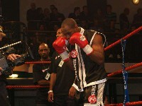 eastman williams21 Ringside Boxing Report: Howard Eastman   Richard Williams