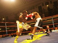 eastman williams31 Ringside Boxing Report: Howard Eastman   Richard Williams