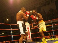 eastman williams51 Ringside Boxing Report: Howard Eastman   Richard Williams