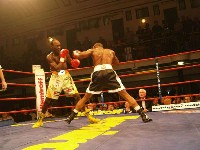 eastman williams61 Ringside Boxing Report: Howard Eastman   Richard Williams