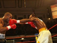 eastman williams71 Ringside Boxing Report: Howard Eastman   Richard Williams