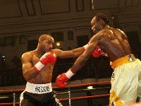 eastman williams81 Ringside Boxing Report: Howard Eastman   Richard Williams