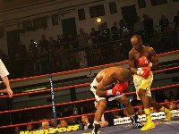 eastman williams91 Ringside Boxing Report: Howard Eastman   Richard Williams