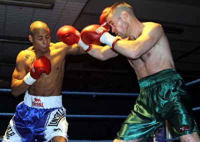 Ringside Boxing Report: Lee Edwards vs. Lee Murtagh