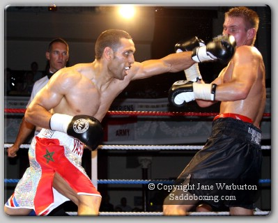 elmaachispitko21 Ringside Boxing Report: Yassine El Maachi vs. Alex Spitko