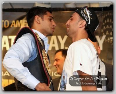 everett khan malignaggi presser0031 Final NY Boxing Press Conference: Khan v. Malignaggi