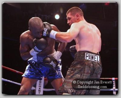 everett wolak barrett 0061 Ringside Boxing Report: Pawel Wolak vs. Vinroy Barrett