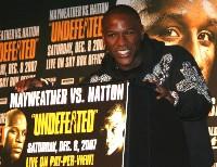 floyd hatton london5 Boxing Press Conference: Ricky Hatton vs. Floyd Mayweather in London