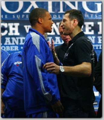 froch dirrell head2head31 Showtime Boxing: Froch, Dirrell Head To Head In Nottingham