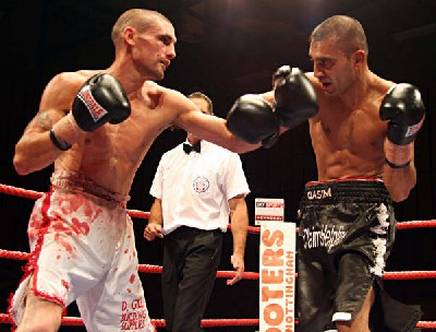 Ringside Boxing Report: Martin Gethin vs. Nadeem Siddique