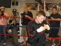 hatton 011 The Mecca Of Boxing: Las Vegas, Nevada