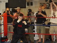 hatton 02 The Mecca Of Boxing: Las Vegas, Nevada