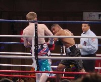 hatton urango fight21 Ringside Boxing Report: Hatton and Castillos victories pave the way for a June showdown.