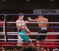 hatton urango fight31 Ringside Boxing Report: Hatton and Castillos victories pave the way for a June showdown.