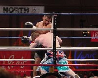 hatton urango fight81 Ringside Boxing Report: Hatton and Castillos victories pave the way for a June showdown.