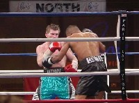 hatton urango fight91 Ringside Boxing Report: Hatton and Castillos victories pave the way for a June showdown.