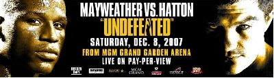 hattonvmayweather1 Boxing Prediction: Mayweather Will Crush Hattons Vegas Dream