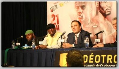 hopkinspascal1 Ringside Boxing Report: Bernard Hopkins Makes History At 46