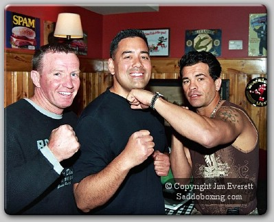 jim gatti ward1 Boxing Perspective: Arturo Gatti Tribute
