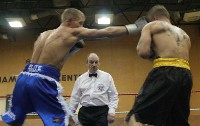johnsongwilym1 Ringside Boxing Report: Michael Gomez   Daniel Thorpe