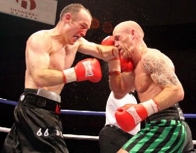 Ringside Boxing: Brian Magee Vs Stevie McGuire   Lee Purdy Vs. Peter McDonagh