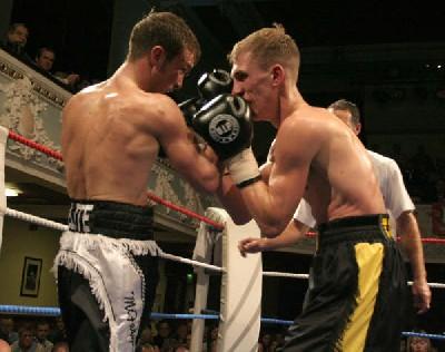 mcfadyen Ringside Boxing Report: Gavin Reid vs. Stuart McFadyen