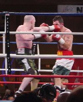 mhatton houghtaling11 Ringside Boxing Report: Hatton and Castillos victories pave the way for a June showdown.