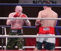 mhatton houghtaling21 Ringside Boxing Report: Hatton and Castillos victories pave the way for a June showdown.