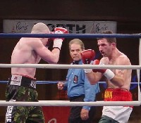 mhatton houghtaling31 Ringside Boxing Report: Hatton and Castillos victories pave the way for a June showdown.
