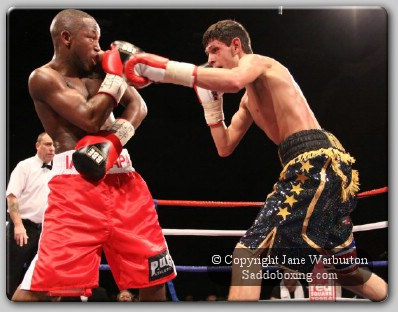 napamcdonnell11 Ringside Boxing Report: Jamie McDonnell vs. Ian Napa