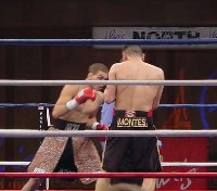nick smedley11 Ringside Boxing Report: Hatton and Castillos victories pave the way for a June showdown.