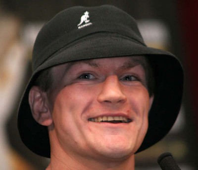 Can Ricky Hatton Pull Off The Boxing Upset?