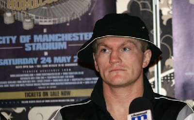 "Ricky Hatton's ""Homecoming"""