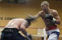 roseandkirk1 Ringside Boxing Report: Michael Gomez   Daniel Thorpe