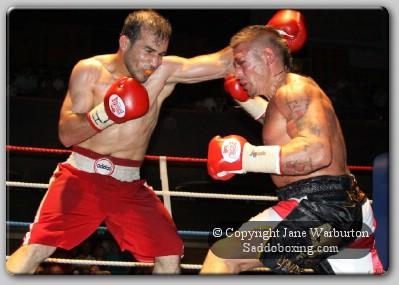 savillealhamidi1 Ringside Boxing Report: Youssef Al Hamidi vs. Steve Saville