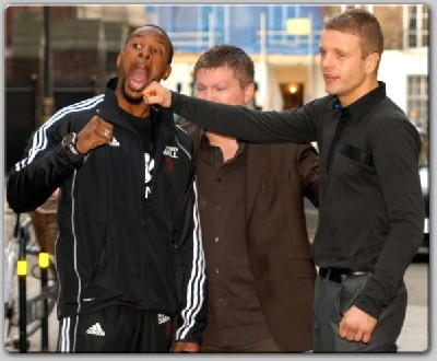 small webb1 Boxing In Britain: Hatton, Branco, Small And Webb Face Off In London