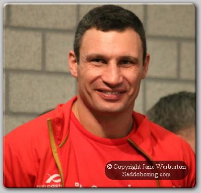 vitali11 Klitschko Chagaev Post Fight Conference: Haye Has a Big Dirty Mouth