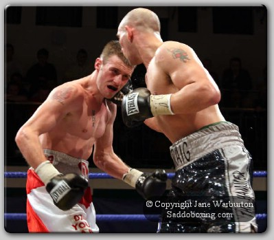 watsonodonnell31 Boxing Result: ODonnell Upsets Watson For Commonwealth Crown
