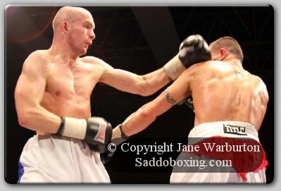 williamshigginsonun1 Ringside Boxing Report: Undercard Of McCloskey vs. Harrison