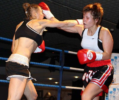 Ringside Boxing Report: Juliette Winter vs. Zsofia Bedo