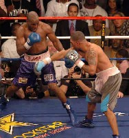 wrightvhopkins1 Boxing Fight Card Review: Mandalay Bay Las Vegas July 21, 2007