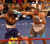wrightvhopkins3 Boxing Fight Card Review: Mandalay Bay Las Vegas July 21, 2007