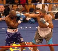 wrightvhopkins3 Boxing Fight Card Review: Mandalay Bay Las Vegas July 21, 2007