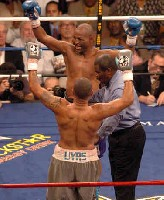 wrightvhopkins4 Boxing Fight Card Review: Mandalay Bay Las Vegas July 21, 2007