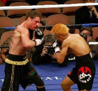 wrightvhopkins5 Boxing Fight Card Review: Mandalay Bay Las Vegas July 21, 2007