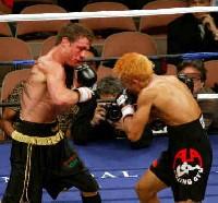 wrightvhopkins5 Boxing Fight Card Review: Mandalay Bay Las Vegas July 21, 2007
