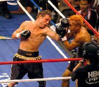 wrightvhopkins6 Boxing Fight Card Review: Mandalay Bay Las Vegas July 21, 2007