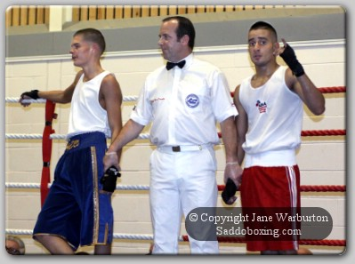 aba championships1 Northern Semi Finals of the Junior ABAE Championships