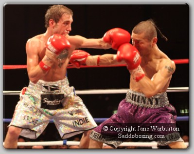 bayaar sexton111 Ringside Boxing Report: Shinny Bayaar vs. Ashley Sexton