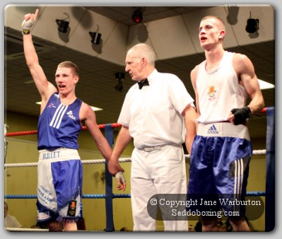 bowen gets it1 Ringside Boxing: ABAE Junior ABA Championships